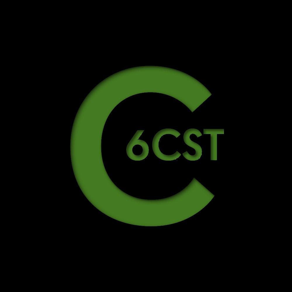 6CST's logo.