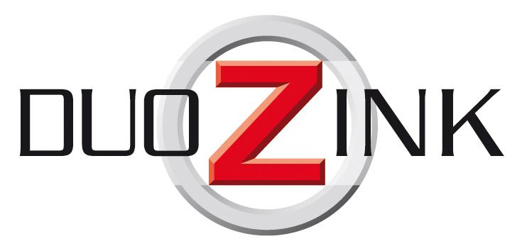 DuoZink AS's logo.