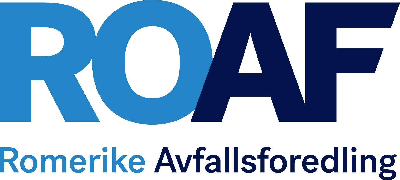 ROAF's logo.