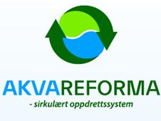 Akvareforma's logo.