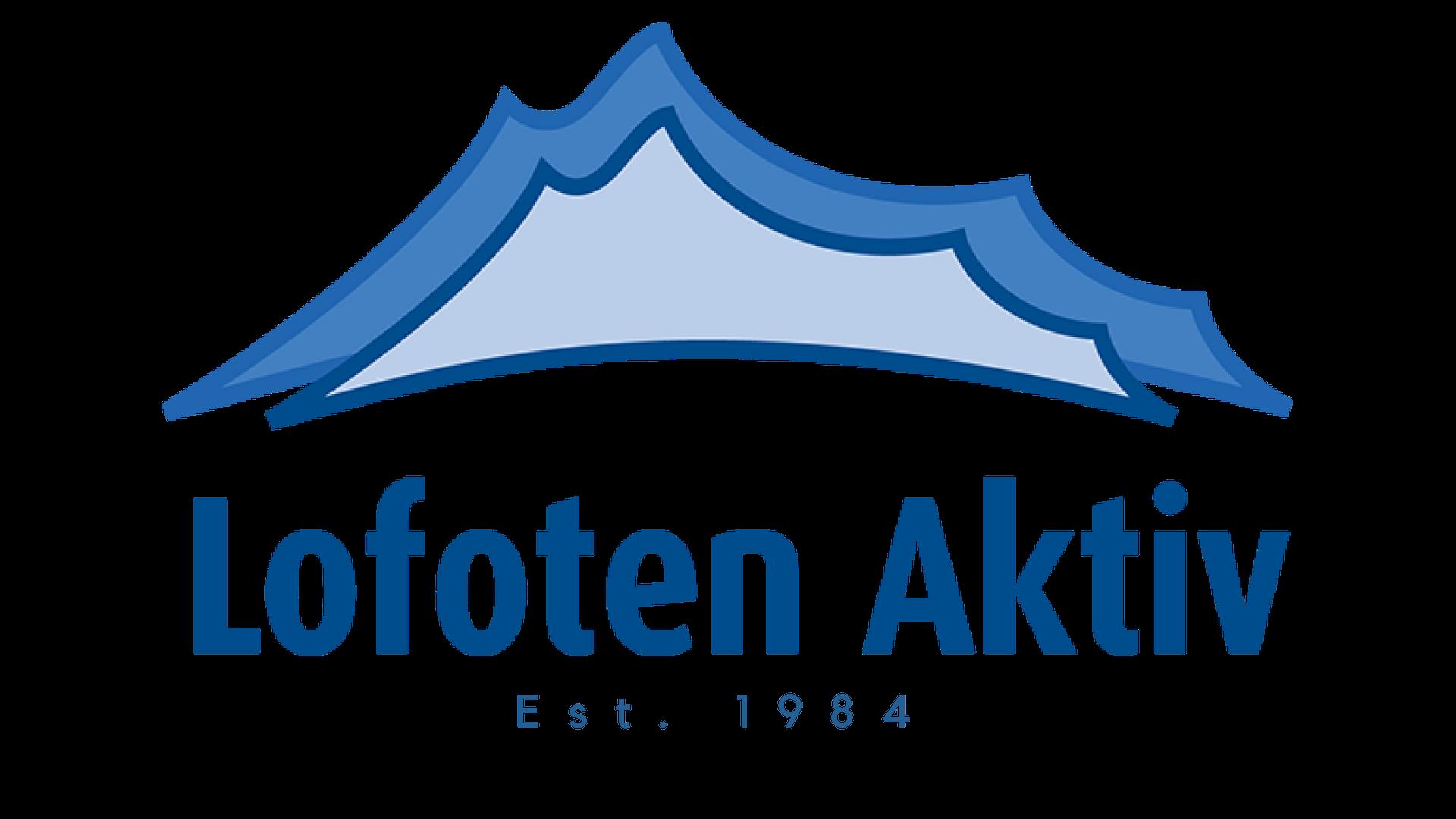 Lofoten Aktiv's logo.
