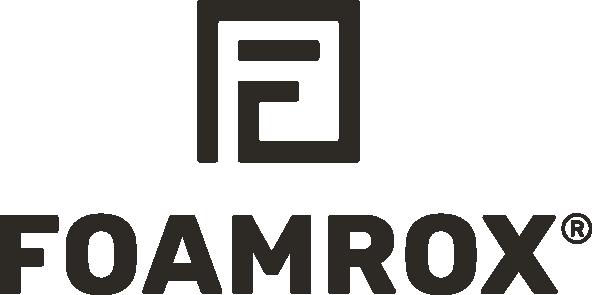 Foamrox's logo.