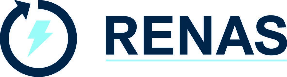 RENAS AS's logo.