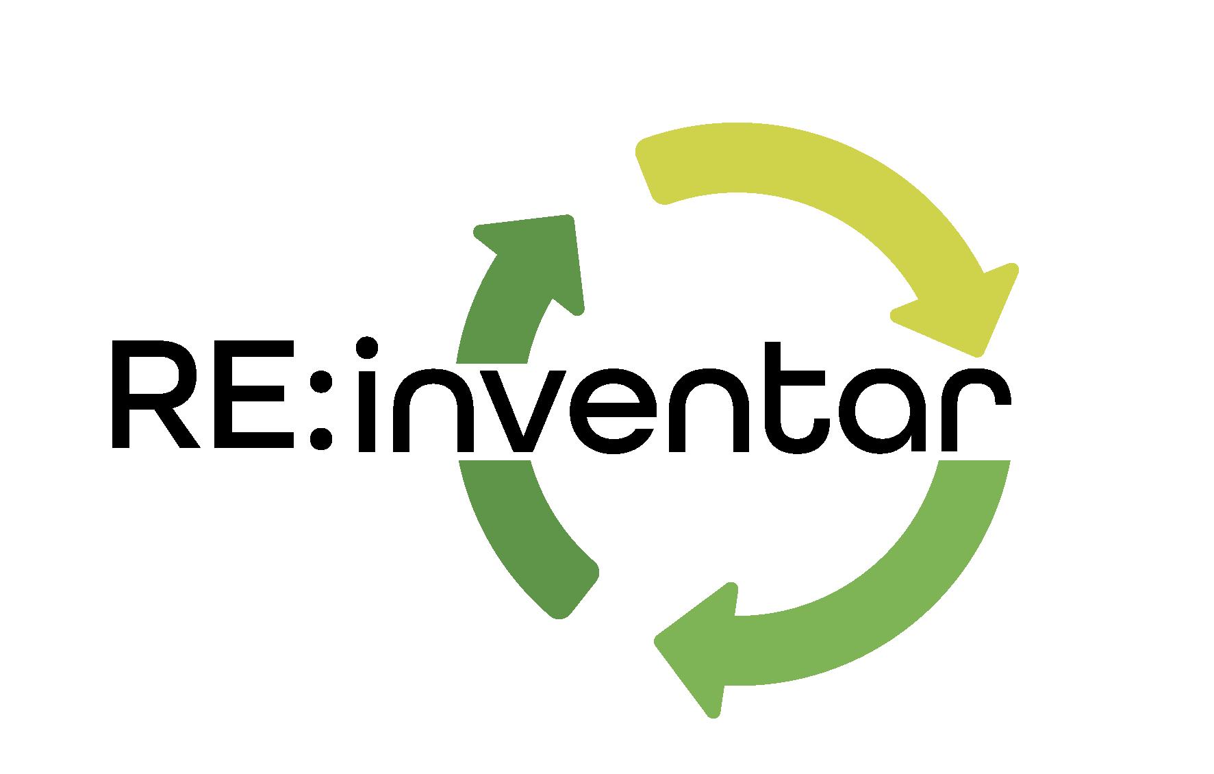 Reinventar's logo.