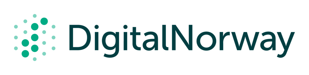 Digital Norway's logo.