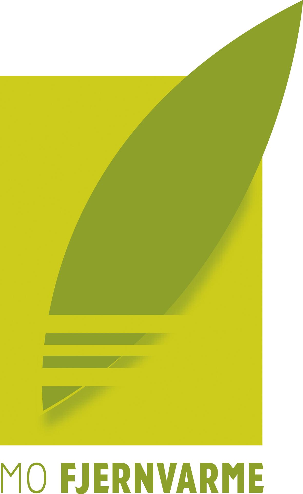 Mo Fjernvarme's logo.