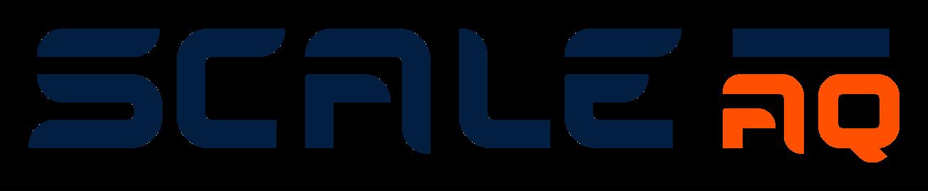 Scale-aq's logo.