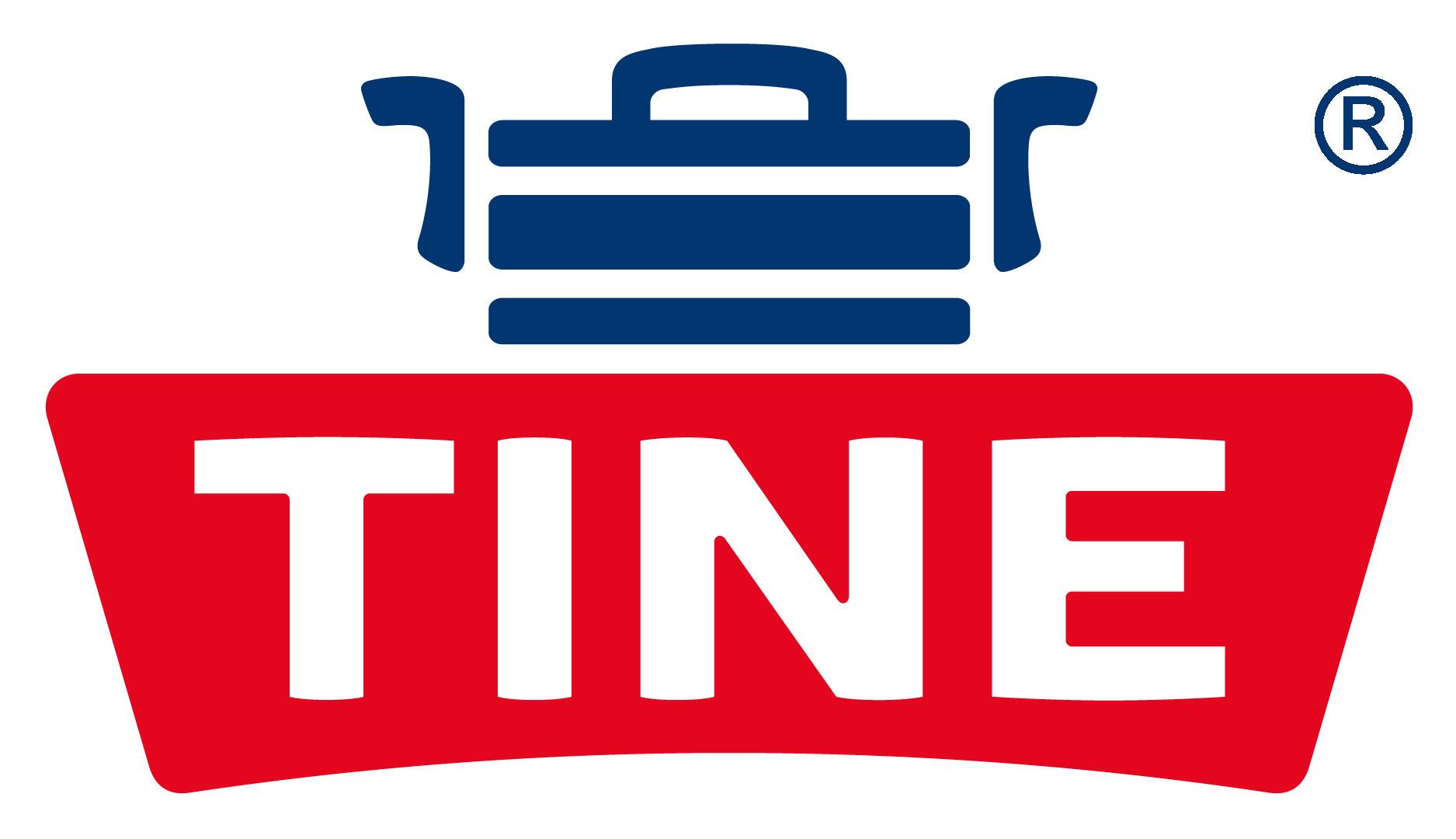 Tine's logo.